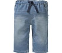 Jeansshorts '520' Skinny Fit blau