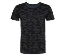 T-Shirt 'tiwoha T/s' anthrazit
