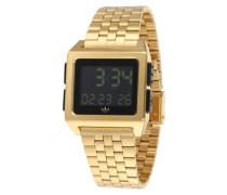 Armbanduhr 'Archive_M1' gold