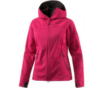 Ultimate Softshelljacke Damen magenta