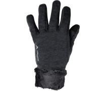 Women's Tinshan Gloves II Fingerhandschuhe Damen schwarz