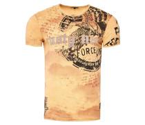 Cooles T-Shirt mit angesagtem Print