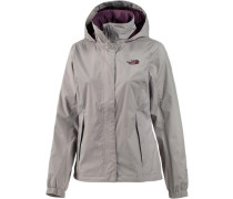 Regenjacke 'Resolve 2' grau