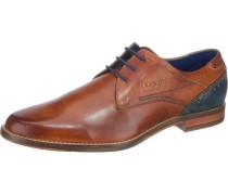 Business Schuhe blau / braun