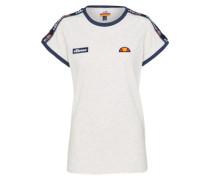 Shirt 'Teresa' hellgrau