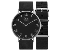 Armbanduhr »Ice city Barrow Chl.a.bar.41.n.15« schwarz