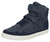 Kinder Sneakers high Stadil aus Leder blau