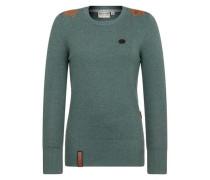 Pullover 'Hans Glanz' grün