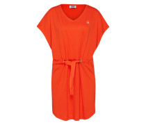 Kleid 'MC Unie' orange / rot