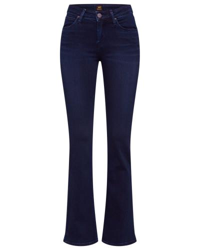 Jeans 'hoxie' blau