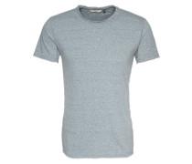 'T-Shirt' blaumeliert