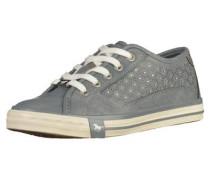 Sneaker taubenblau / grau / weiß