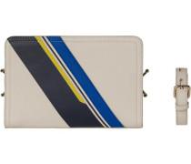 Handtaschen »TH Prep Boxy Crossover Stripe« beige