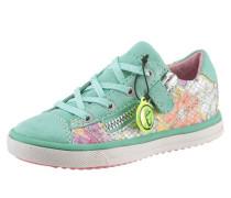 Sneaker 'Sanni' mint / mischfarben