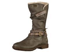 Shoes Winterstiefel braun / oliv