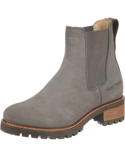 Chelsea Boots 'Pash' grau