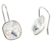 Ohrschmuck: Paar Ohrhaken mit Swarovski-Kristallen