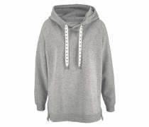 Sweatshirt 'absolute' graumeliert