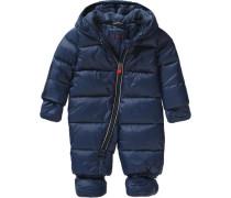 Baby Schneeanzug für Jungen blau