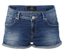 Knappe Used Shorts 'Judie' dunkelblau