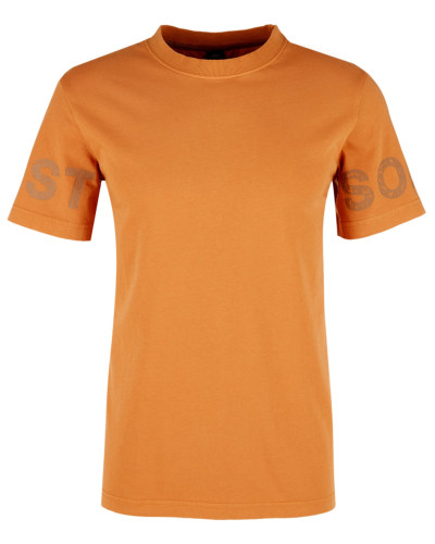 Shirt brokat / orange