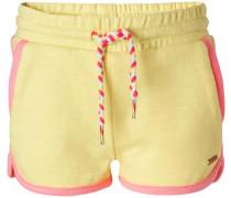 Shorts 'Fredonia' gelb