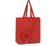 'Cooper' New Shopper Tasche 345 cm rot