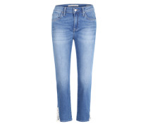 7/8-Jeans 'Anika' blue denim
