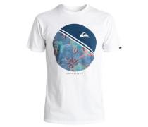 T-Shirt »Classic Free Wheelin« weiß