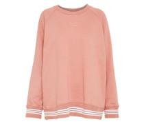 Sportliches Sweatshirt rosé