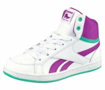 Sneaker 'Royal Prime' grün / lila / weiß