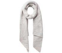 Langer weicher gestrickter Schal
