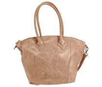 Bibiana Vintage Handtasche 485 cm braun