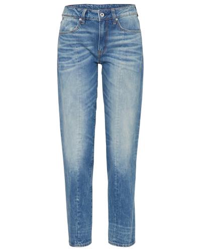 'Lanc 3D High Straight' Loosefit Jeans
