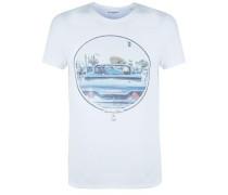 Shirt CAR Cruise weiß