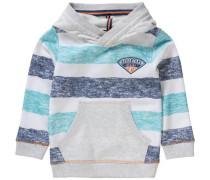 Sweatshirt für Jungen UV-Schutz 30+ türkis