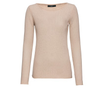 Pullover champagner