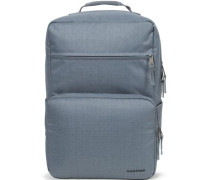 'Authentic Collection Keelee' Rucksack 45 cm mit Laptopfach grau