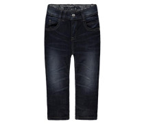 Jeans Jungen Baby blue denim / dunkelblau