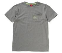 T-Shirt für Jungen grau
