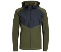 Sport-Sweatshirt grün