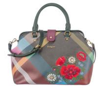 'Nicaragua' Handtasche khaki / mischfarben