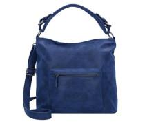 'Gracia Vintage' Schultertasche 36 cm blau
