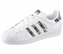 Sneaker Superstar W schwarz