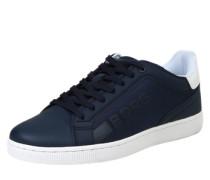 Sneaker im Tennis-Style navy