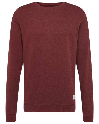 Sweatshirt 'Garon' bordeaux