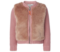 Strickjacke Clay pink