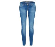 'Coral' Jeans blue denim
