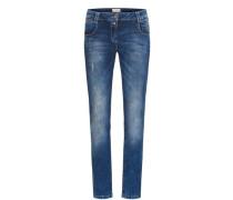 Jeanshose in Blue Denim blau