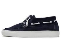 Wildleder-Schuhe blau